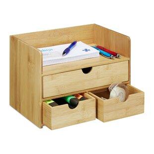 Kiera Desk Organiser By Natur Pur