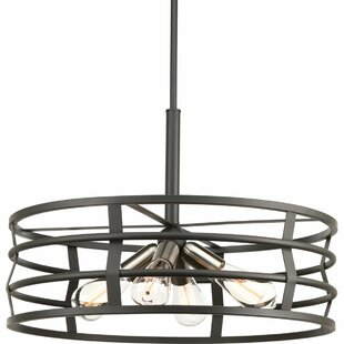 Williston Forge Pattie 4-Light Pendant