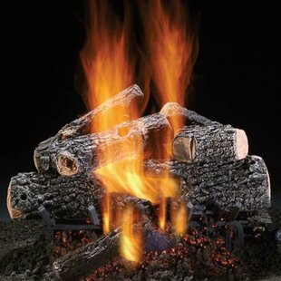 Vent Free 18 Inch Gas Logs With Remote Wayfair