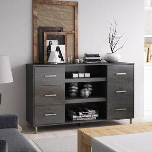 Shopping for Tessio TV Stand for TVs up to 60 by Orren Ellis Reviews (2019) & Buyer's Guide