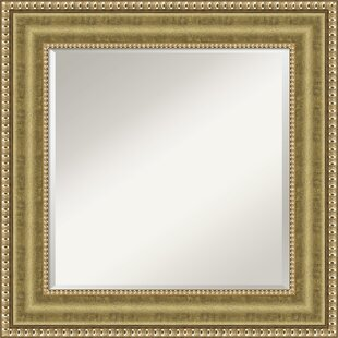 Darby Home Co Rennerdale Square Wall Mirror