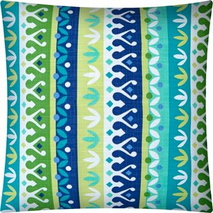 Watchet Indoor/Outdoor Throw Pillow