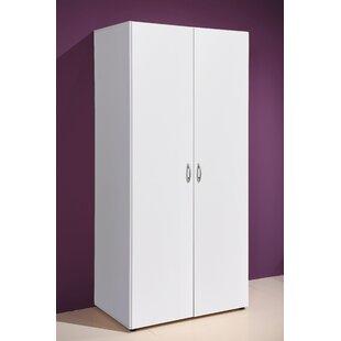 Silvey 3 Door Wardrobe By Brayden Studio