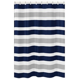 Wonderful Striped Shower Curtains You'll Love | Wayfair FC95