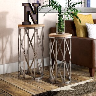 Sand Springs 2 Piece End Table Set