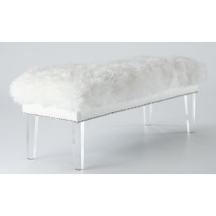 Ottavia Upholstered Bench by Willa Arlo Interiors
