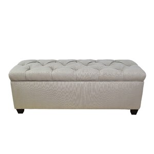 Sachi Fabric Storage Bench