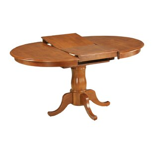 Portland Extendable Dining Table East West Furniture