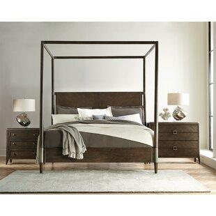 Gracie Oaks Hanks Canopy Bed