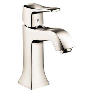 Hansgrohe Metris C Single Hole Standard Bathroom Faucet