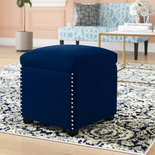 Excellent Canter Tufted Storage Ottoman By Wade Logan Easy Furniture Gmtry Best Dining Table And Chair Ideas Images Gmtryco