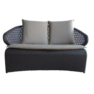 Exotica Loveseat with Cushions