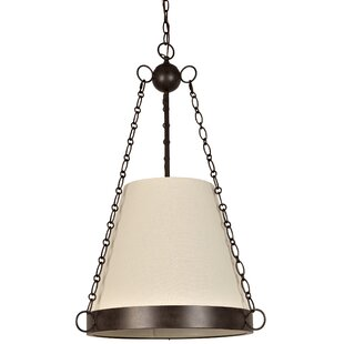 Breakwater Bay Luna 6-Light Cone Pendant