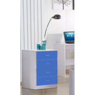 Damore 4 Drawer Chest By 17 Stories