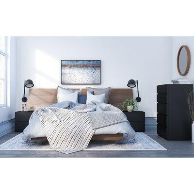 Alianna Platform Bedroom Set Union Rustic