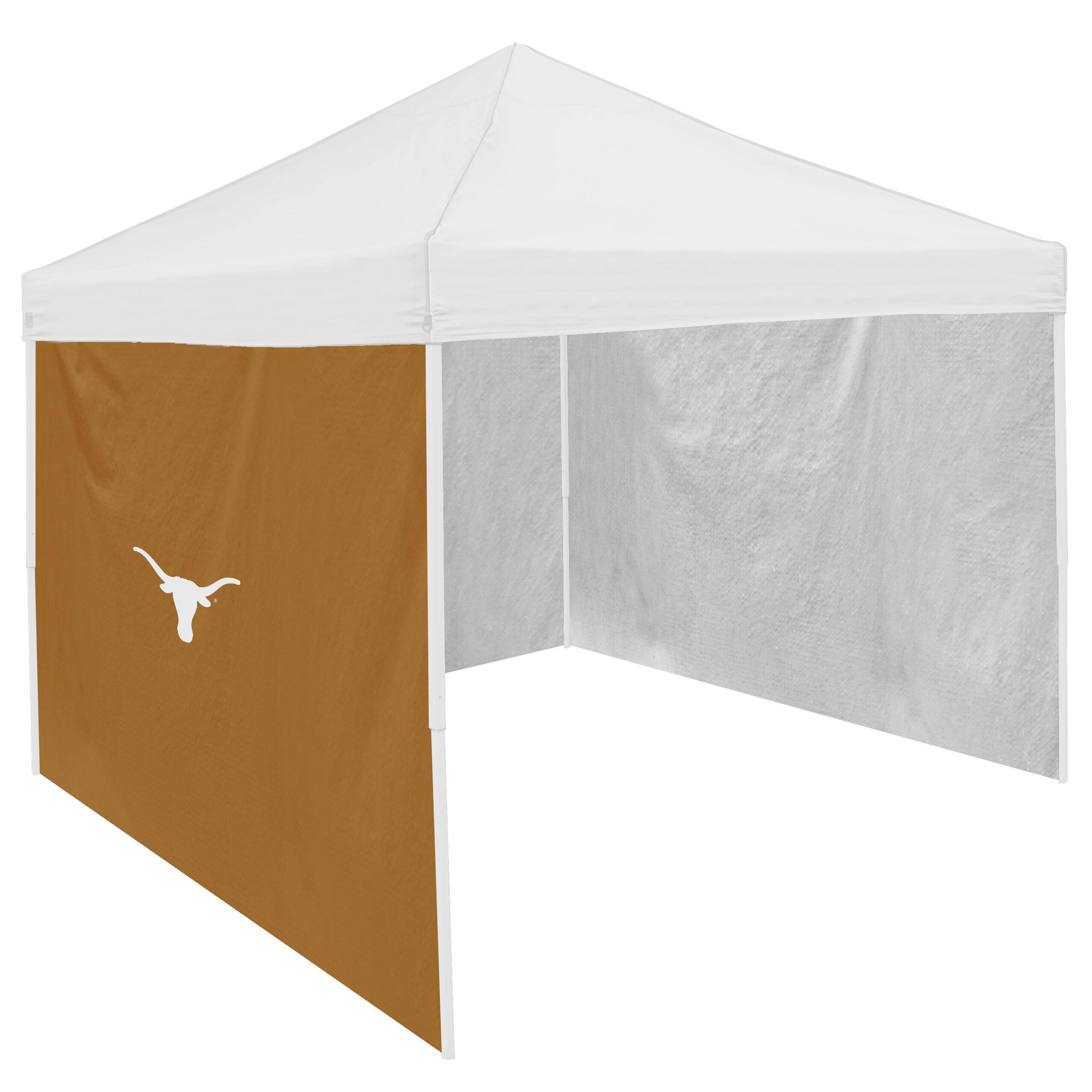 sc 1 st  Wayfair & Logo Brands 9 Ft. W Canopy Tent Side Panel u0026 Reviews | Wayfair
