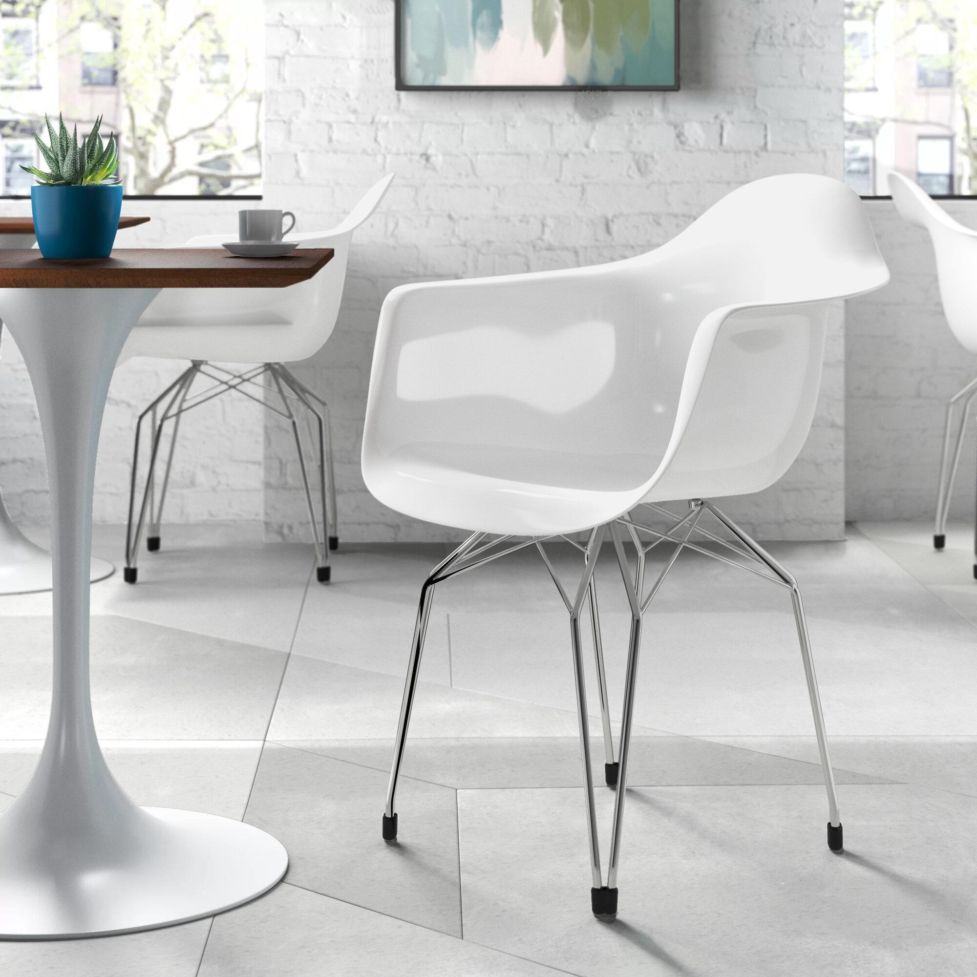 Orren Ellis Emerick Diamond Dining Chair Wayfair
