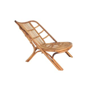 Bay Isle Home Rattan Deep Seat Lounge Chairs