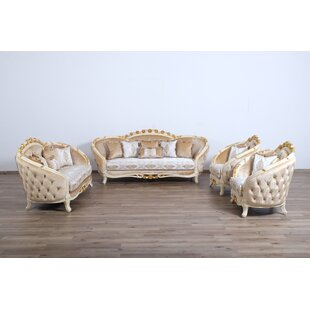 Top Reviews Maxime 3 Piece Living Room Set by Astoria Grand Reviews (2019) & Buyer's Guide