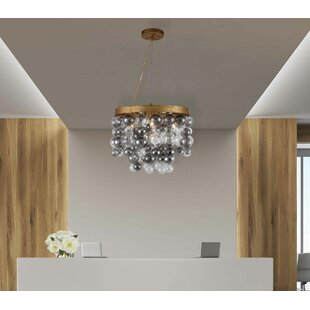 Brayden Studio Stansberry 4-Light Novelty Chandelier