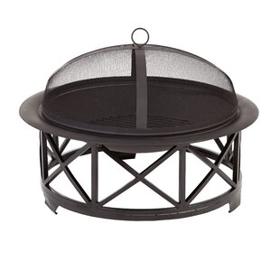 Portsmouth Steel Wood Burning Fire Pit