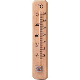 Analog Thermometer Image