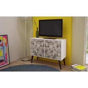 Walters Geometric Sideboard by Wrought Studio