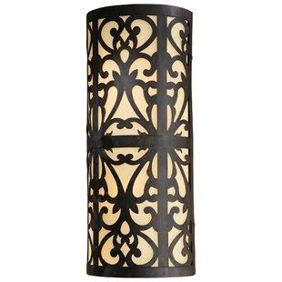 Great Outdoors by Minka Spazio 2-Light Outdoor Flush Mount