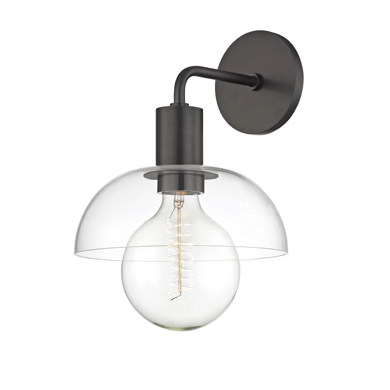 Kautz 1 Light Dimmable Armed Sconce