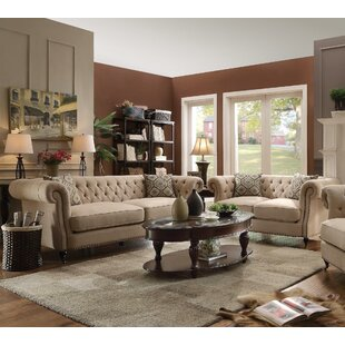 Darby Home Co Oribe 2 Piece Living Room Set