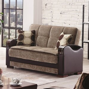 Rochester Chesterfield Loveseat by Beyan Sig..