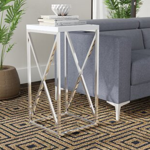 Clearance Dhaval End Table by Orren Ellis