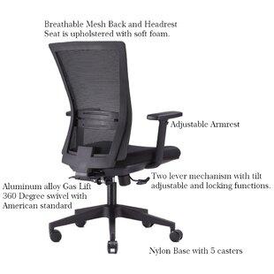 Mehaffey Mesh Task Chair