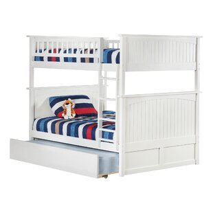 Great choice Abbie Full Over Full Standard Bed with Trundle by Harriet Bee Reviews (2019) & Buyer's Guide