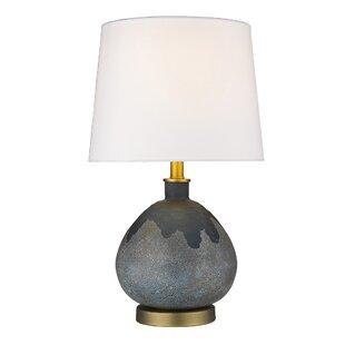 Bemidji 1-Light 22 Table Lamp