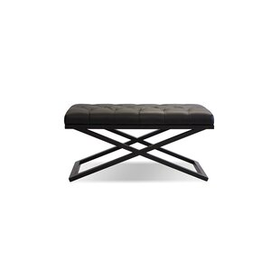 Latitude Run Vires Large Upholstered Bench