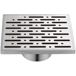 Dawn USA Rio Orinoco River Grid Shower Drain with Overflow