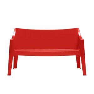 2-Sitzer Gartenbank Coccolona aus Kunststoff von SCAB