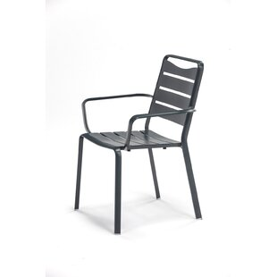 Marcelle Stacking Garden Chair (Set Of 4) By Sol 72 Outdoor