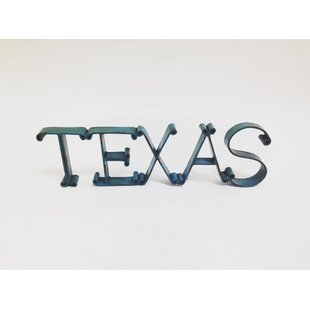 Metal Texas Star