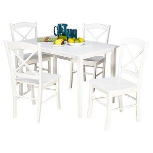Colfax 5 Piece Dining Set