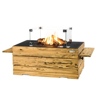 Review Polyresin Propane Fire Pit Table