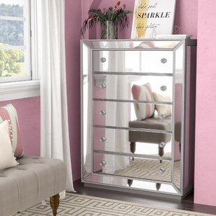 Price comparison Acuna 5 Drawer Bedroom Chest by Willa Arlo Interiors