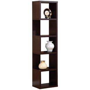 Ebern Designs Rockoff Elegant Corner Display Stand