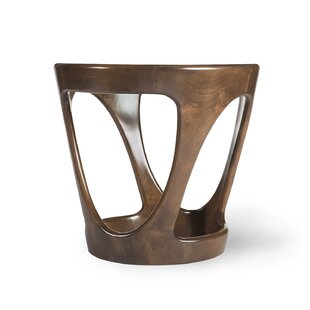 Flo End Table by David Edward
