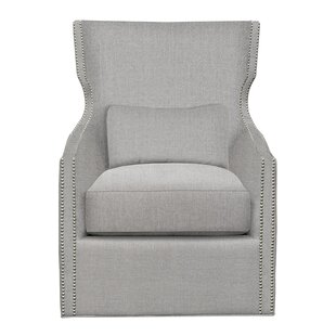 Corbin Swivel Wingback Chair