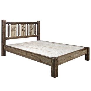 Abella Platform Bed by Loon Peak