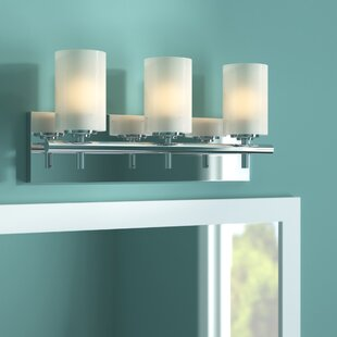 Ebern Designs Eliza 3-Light Vanity Light