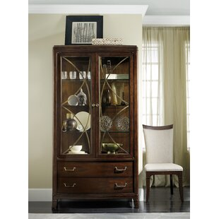 Hooker Furniture Palisade Display Stand