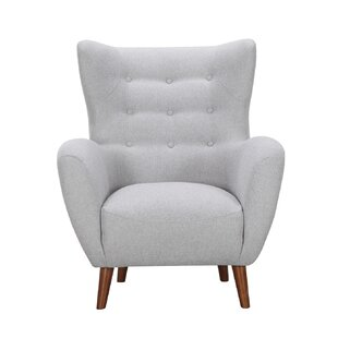 Bolte Wingback Chair by Corrigan Studio